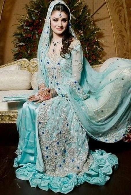 Cool pakistani walima dresses