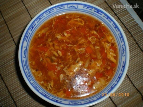 Sečuánska polievka
