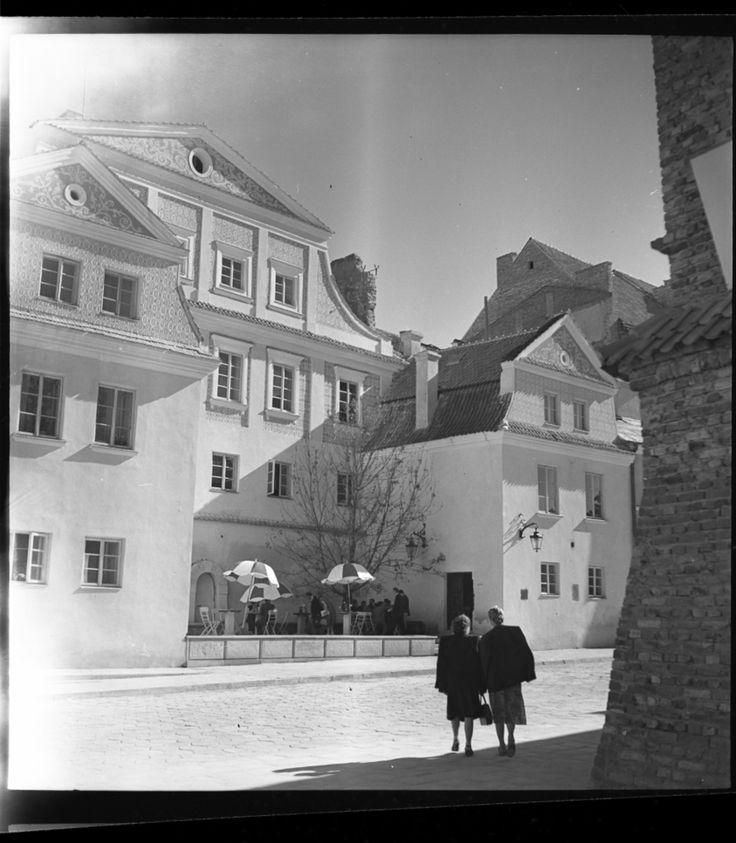 Lublin na zdjęciach Edwarda Hartwiga (zdjęcie 15) - Autor: Edward Hartwig