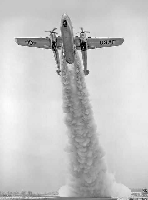 flying boxcar  jato takeoff | Recent Photos The Commons Getty Collection Galleries World Map App ...