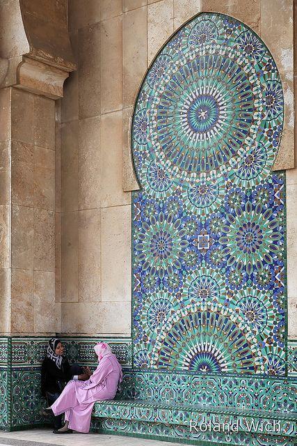 Casblanca - Mosquée Hassan II | Flickr - Photo Sharing!