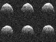 A scientist at NASA's Jet  Propulsion Laboratory in Pasadena, Calif., has accurately determined the mass  of a nearby asteroid from millions of miles away.