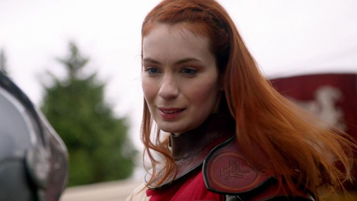 Image Result For Female Cast Of Supernatural Felicia Day Red