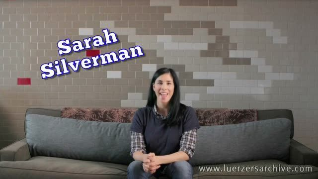 "Read more: https://www.luerzersarchive.com/en/spot-of-the-week/2012-40.html Sarah Silverman – Let my people vote ""Don't let these assholes steal your vote"" says comedian and actress, Sarah Silverman. The video mocks the voter ID laws, which prevent certain demographics from voting in the 2012 US Election. Sarah points out that US Veteran photo ID cards, social security cards and student IDs are not accepted under the laws, but you can use gun permit IDs. (Contains language NSFW). Tags…"