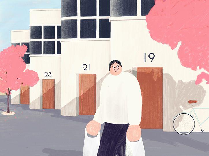 Onskedrom Ikea Illustrations Olle Eksell : Images about illustrationer och konst on tove