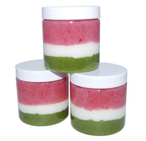 Watermelon Emulsified Sugar Scrub Recipe