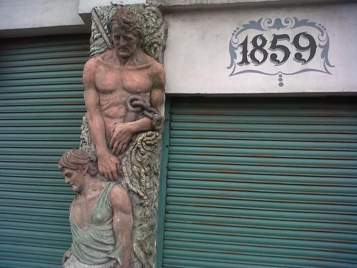 Barrio La Boca. Buenos Aires. Argentina.