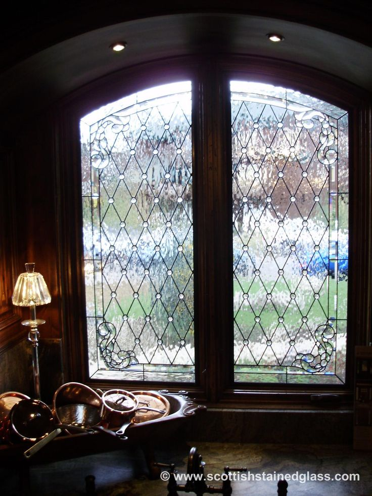 Create The Kitchen Of Your Dreams With Stained Glass Windows.