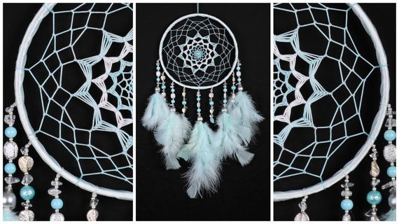all products in my profile made personally, all the goods are in stock - items can sent in the order day          Dreamcatcher Mint Dream Catcher Dreamcatcher New Dream сatcher gift idea dreamcatchers boho dreamcatcher wall handmade idea Christmas gift      This amulet like Dreamcatcher - is not just a decoration of the interior. It is a powerful amulet, which is endowed with many properties:    - Dreamcatcher protects and ensures a healthy sleep to the owner;    Dreams -catcher helps in…
