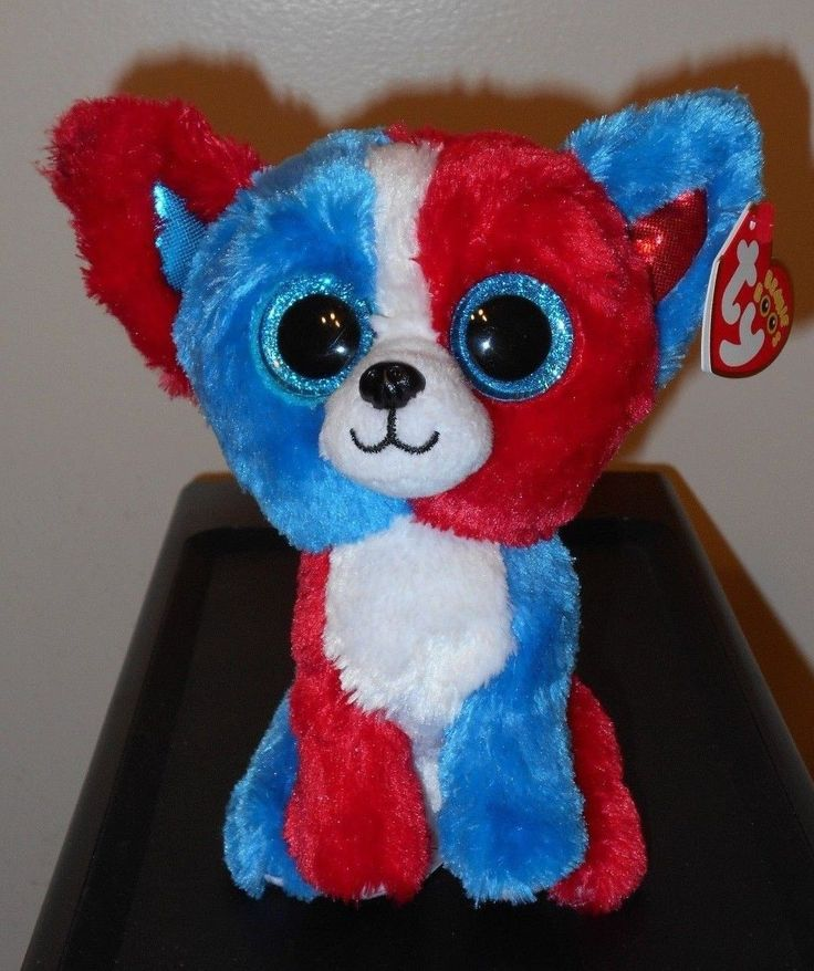 "NM* Ty Beanie Boos - VALOR the 6"" Cracker Barrel Exclusive Dog ~NMWMT (PLS READ) FOR SALE • CAD $17.30 • See Photos! Money Back Guarantee. IN HAND IN HAND IN HAND IN HAND IN HANDTYNew 2017 Exclusive ReleaseValor the Patriotic Dog Cracker Barrel Store Exclusive Beanie Boos***The Beanie Plush itself is NEAR Mint with the 371911190810"
