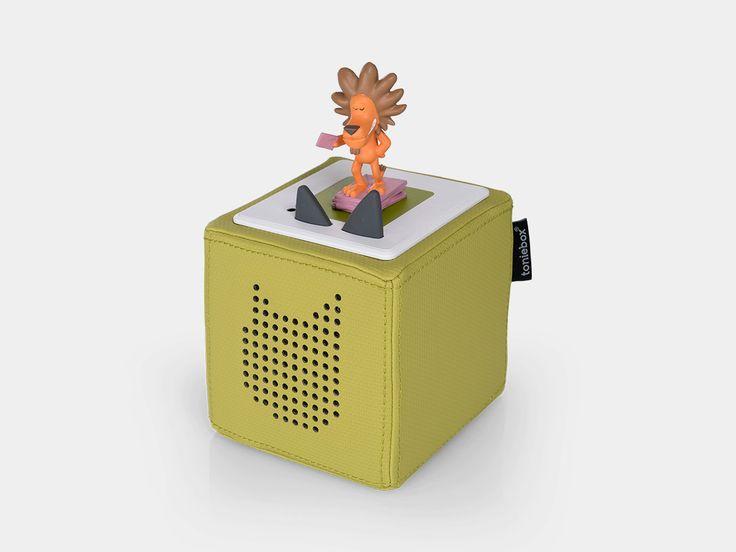 Unsere Tonies und die Toniebox stehen für maximalen Hör-Spiel-Spaß im Kinderzimmer. Erfahre mehr über unsere Produkte und das kinderleichte Bedienkonzept.