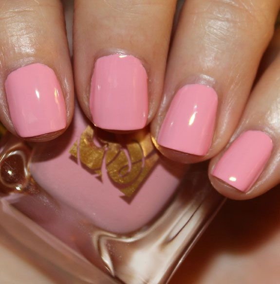 Estee Lauder Nail Lacquer in Narcissist.