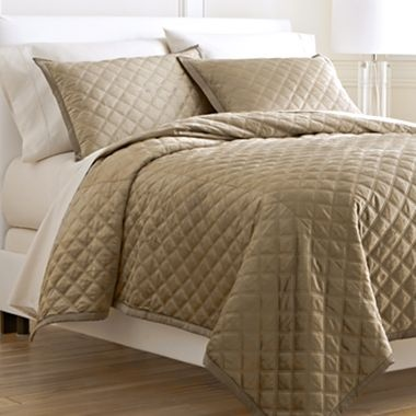 Royal Velvet 174 Diamond Velvet Coverlet Set Amp Accessories