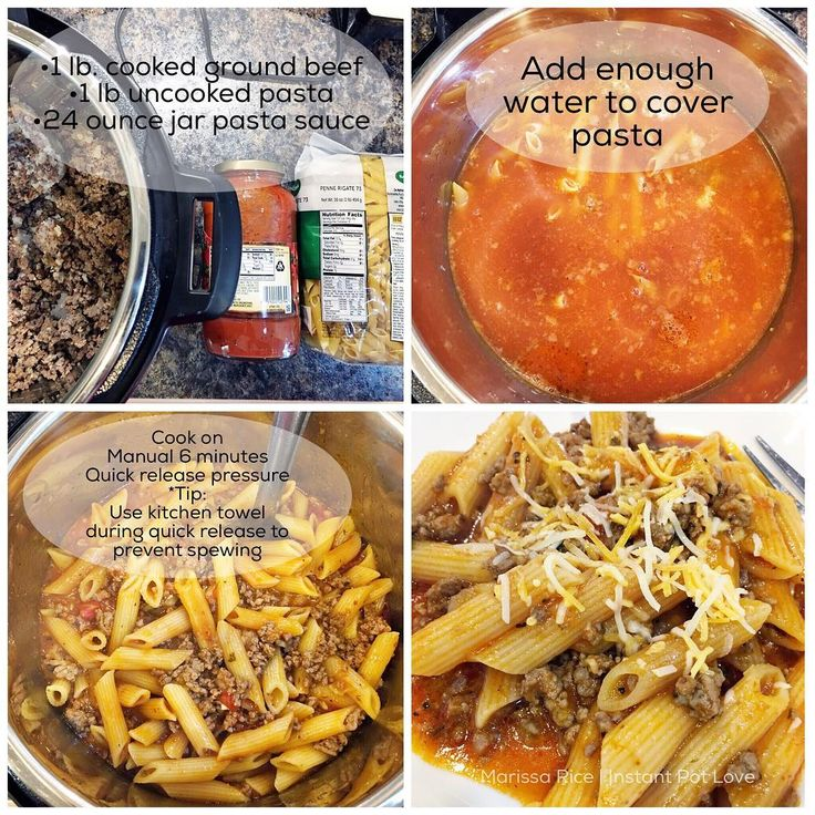 one pot pasta did you know that you can cook pasta dishes
