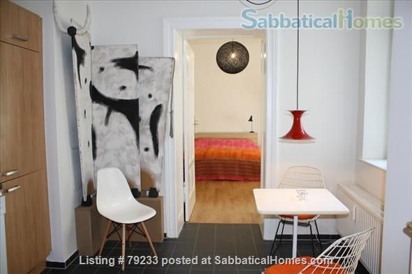 SabbaticalHomes - Home for Rent Berlin 10115 Germany, Spacious, sunny 2-Room Apartment in Berlin Mitte near Torstrasse.