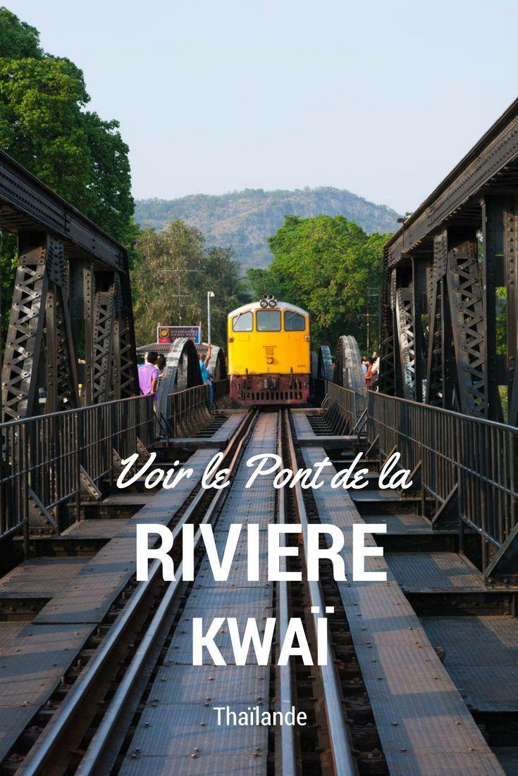 On se rend à Kanchanuburi pour le fameux pont de la rivière Kwaï, rendu célèbre par le film du même nom. Mais qui connaît vraiment l'histoire de cette ville? Un peu d'histoire au Thaï-Burma Railway...