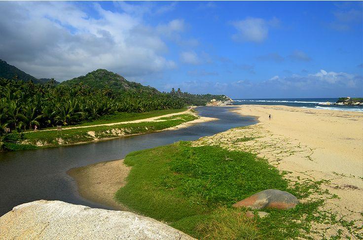 Playa Castilletes