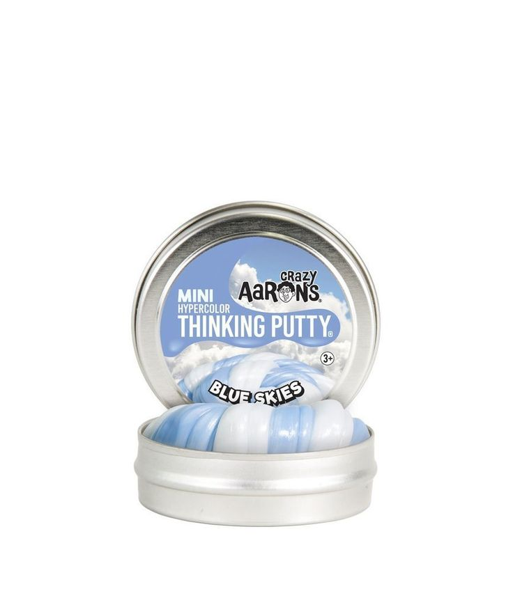 Crazy Aaron's Thinking Putty   2018 Spring Mini Collection
