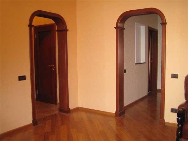 M s de 1000 ideas sobre marcos de puertas en pinterest for Decorar puertas con molduras