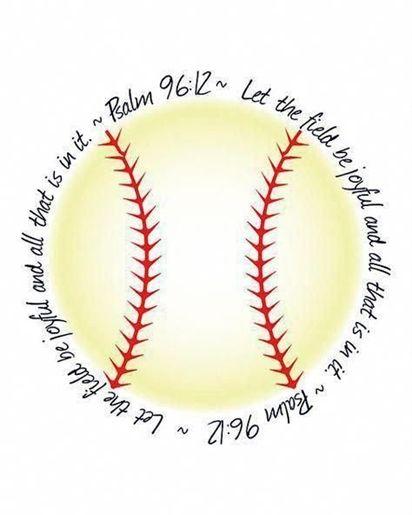EtsyPsalm 96:12 Printable religiösen Bibelvers…   – baseball aesthetic