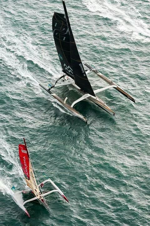 149 best Trimaran, Multicoques, Multihull images on Pinterest | Sailing ships, Boats and Party boats