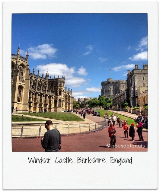 Go:  Windsor Castle