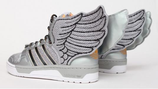Adidas Jeremy Scott - Wings Metallic
