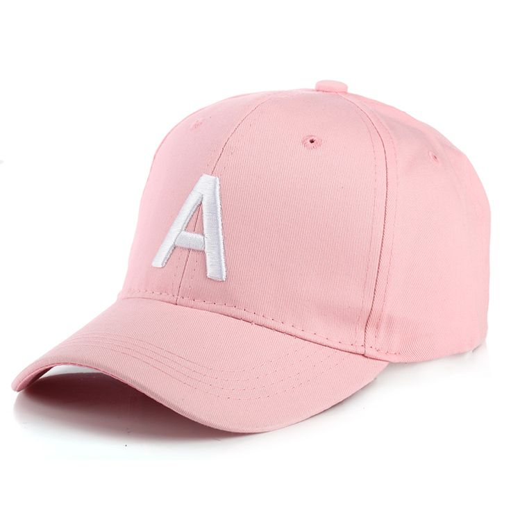 Cotton Embroidery Letter A Baseball Cap Snapback Caps Bone casquette Hat Distressed Wearing Fitted Hat For Men Custom Hats