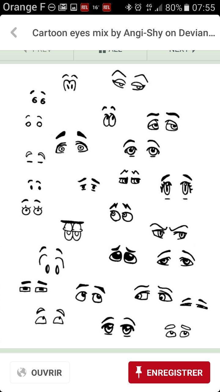 Pin by Ajithan on Photos | Cartoon eyes drawing, Cartoon ...  Pin by Ajithan ...