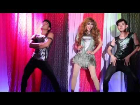 Crossdresser dance so beauty on high heels - YouTube