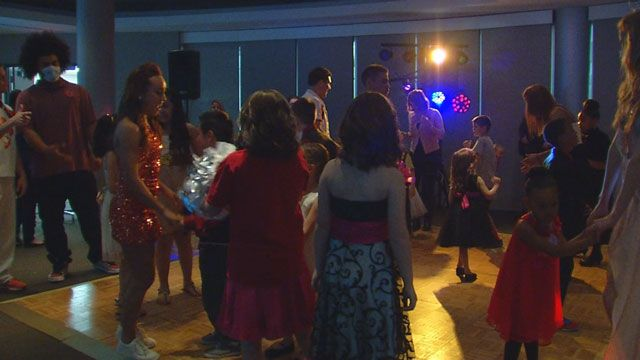 OU Children's Hospital Hosts Prom Night For Young Patients - News9.com - Oklahoma City, OK - News, Weather, Video and Sports  
