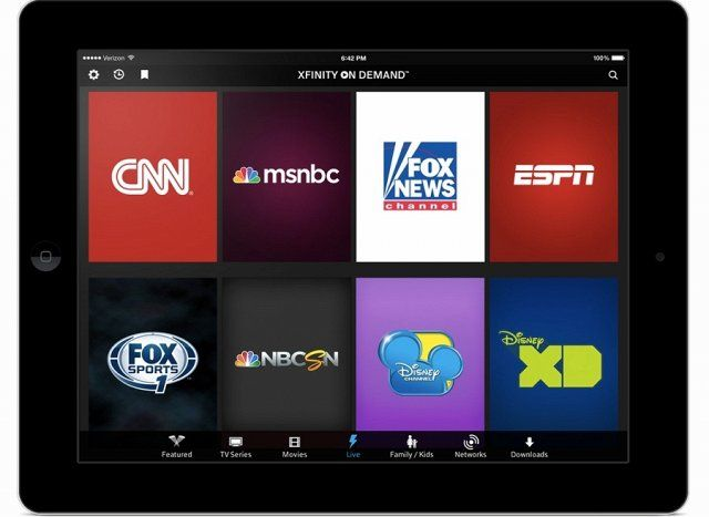 Watch Xfinity TV Go in UK - Unblock with VPN/DNS Proxy