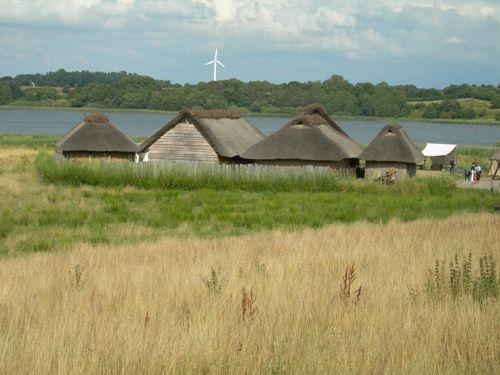 The Vikings of Bjornstad - Viking Museum Haithabu  Schleswig, Germany