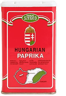 Otto's Hungarian Deli - Paprika of Hungary, the World's Best Paprika
