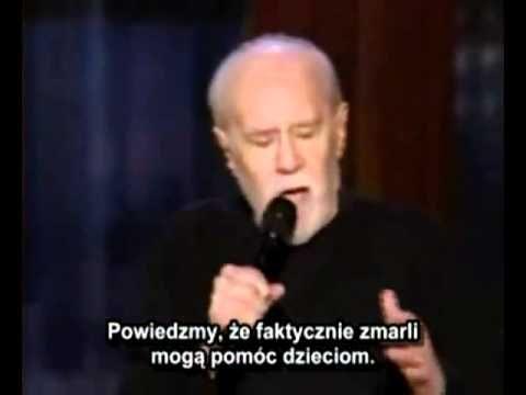 George Carlin - Życie po śmierci (napisy pl)