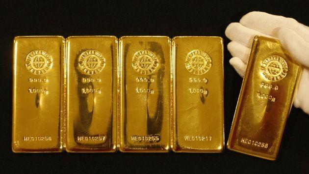 Menor demanda baja 0.10% precio del oro - http://www.tvacapulco.com/menor-demanda-baja-0-10-precio-del-oro/
