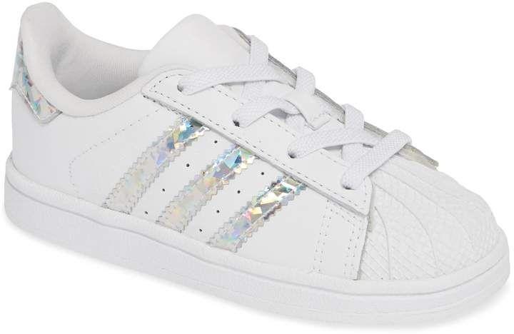 adidas Superstar Metallic Sneaker   Sneakers, Adidas