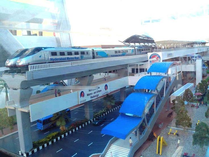 Hyderabad Metro Rail - www.aparnaconstructions.com