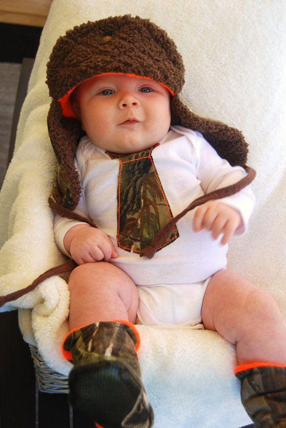Duck Dynasty Inspired. Realtree Camo Baby by greenvillegirl65, $64.50