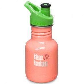 Klean Kanteen - Sport 12oz w/ Sport Spout 3.0 - Living Coral