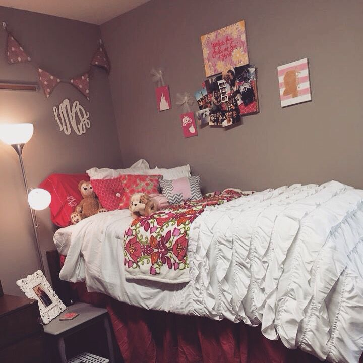 My Dorm Room At Mississippi State University Hurst Hall Part 66