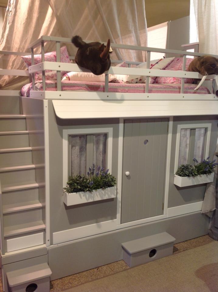 PERVINCA KIDS...GIRL HOUSE...e doppio letto !!!