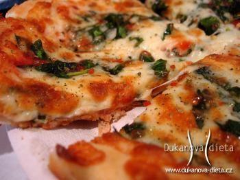 Pizza Dukanova dieta