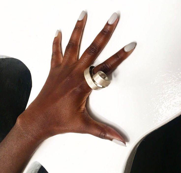 Handmade silver ring. Barfume Parfumerie, luxury perfumes, handmade jewelry