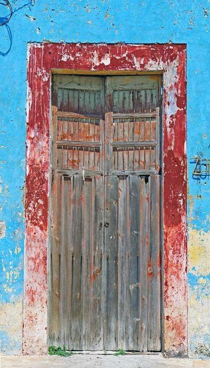 Ld door..