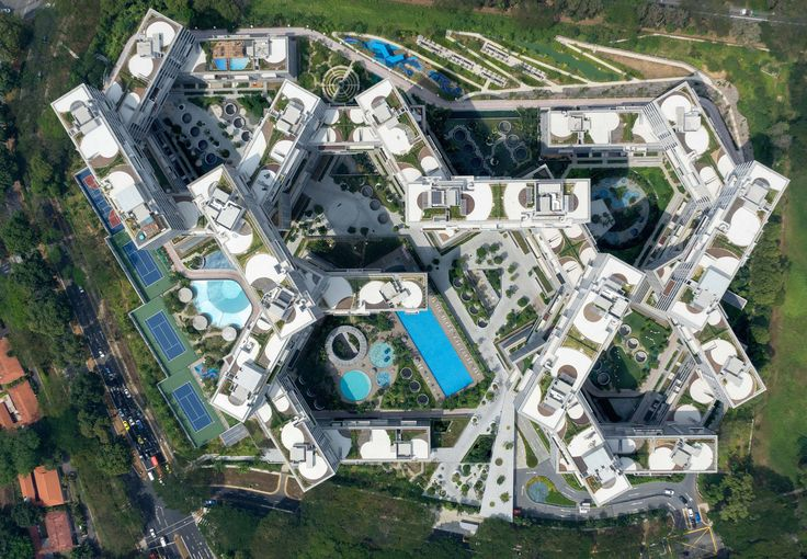Iwan Baan, Interlace, World Building of the Year, World Architecture Festival 69640