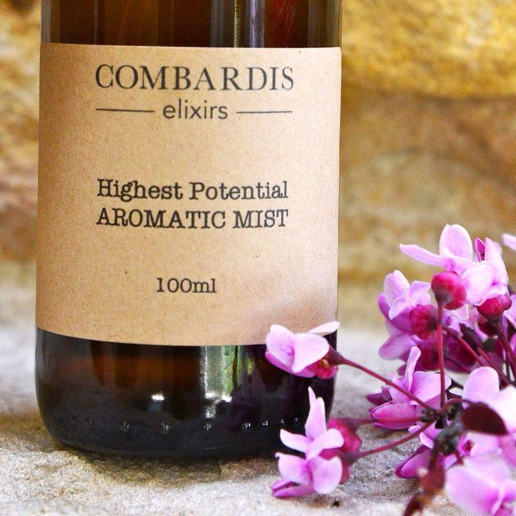 Highest Potential essential oil mist