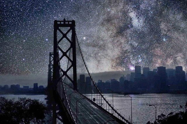 Best À Quoi Ressemblerait Le Ciel Nocturne Si Nos Villes - Beautiful video imagines cities without light pollution