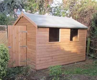 view the image gallery of our installed garden sheds workshops summerhouses garden studios garden rooms and timber garages