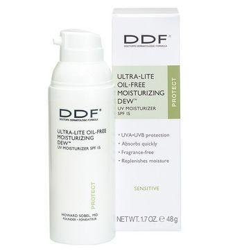 Ddf Ultra-Lite Oil Free Mousturizing Dew Spf 15 48g | indirimli | 159,20 TL | Dermoeczanem.com